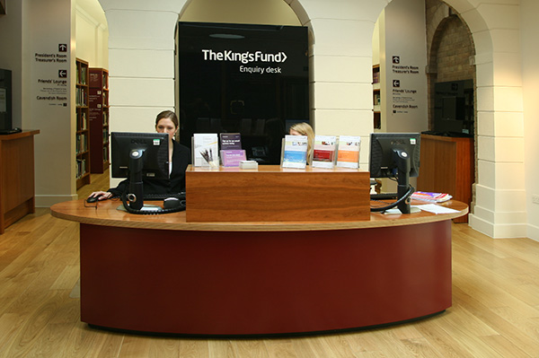 The King's Fund Library